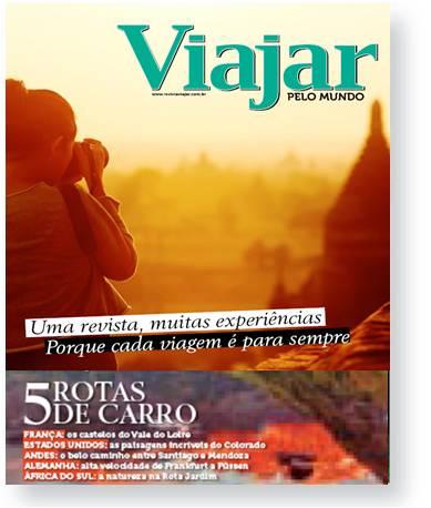 Viajar Pelo Mundo Magazine
